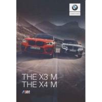 BMW X3M X5M G01