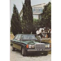 MERCEDES W123 200 - 280