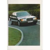 MERCEDES W124 200 - 300 - 500E