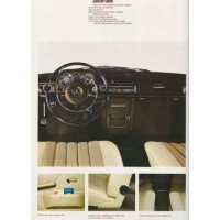 MERCEDES W114 W115 200 - 280