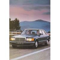 MERCEDES S W126 280 - 560