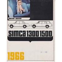SIMCA / TALBOT GAMME