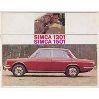 SIMCA 1300 1500 1301 1501