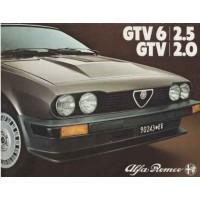 ALFA ROMEO ALFETTA GT GTV