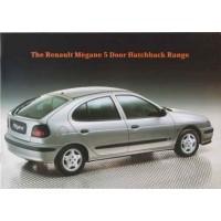 RENAULT MEGANE 1996 - 2003