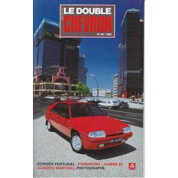 Revue Citroën DOUBLE...